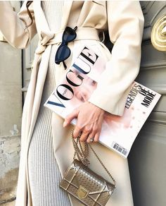 Find images and videos about fashion, style and black on We Heart It - the app to get lost in what you love. Boujee Aesthetic, Paris Mode, Winter Mode, Denim Shirt Dress, Vogue Magazine, Looks Cool, Street Chic, Street Style, Fashion Outfits