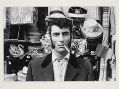 Teddy boy - Southend on Sea  Kevin Lear, born 1947