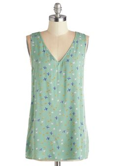 Walking Points Top, @ModCloth