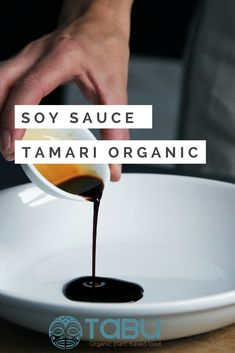 Traditional wheat-free tamari is a rich, dark soy sauce made by naturally aging soybeans in brine for 18 months. Tamari is particularly favored by people who have allergies to wheat. Vegan Appetizers, Vegan Snacks, Vegan Dinners, Soy Sauce, Breakfast Bowls, Vegan Breakfast, Sea Vegetables, Vegan Soups