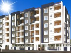 Sri Sai Sapphire by Star Gold Builders – 2BHK & 3BHK Residential Apartments/Flats in KR Puram, Bangalore. Rs. 36.7L – 44.8L