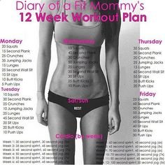 Diary of a Fit Mommy » Burn 1,000 Calories With This At-Home Workout