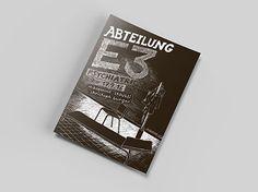 Abteilung E3 Studio, Cover, Books, Libros, Book, Studios, Book Illustrations, Libri