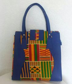Casual Tote Bag by VickysBeauty on Etsy