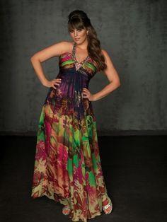 vestidos grandes | vestidos de fiesta tallas grandes 7