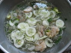 OMG!!! I have not seen or tasted this since I was a kid... Missing my triny aunties!  Cow Heel Souse   Simply Trini Cooking