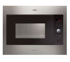Aeg Mc2664e M Built In Solo Microwave Stainless Steel