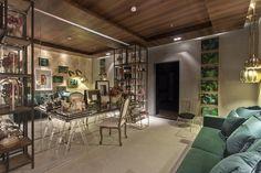 20 espaços inspirados na 'casa dos sonhos'
