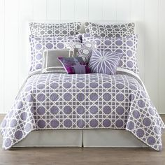 Happy Chic by Jonathan Adler Chloe Quilt Set & Accessories - JCPenney