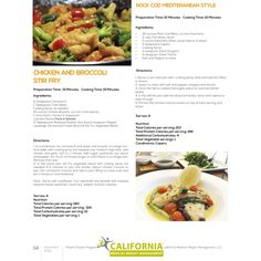 Diet Recipes December Recipes Page 1 Calif Medical Diet No Calorie Foods, Low Calorie Recipes, Diet Recipes, Healthy Recipes, Healthy Habits, Healthy Meals, Healthy Eating, Ketogenic Diet Meal Plan, Keto Meal Plan