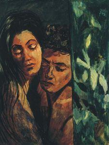 L étreinte - (Francis Picabia)