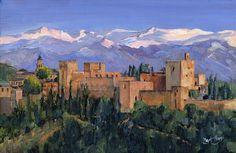 ¿Se nota que me gusta Granada?