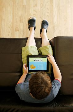 The Therapeutic Resources Blog: 10 Revolutionary iPad Apps to Help Autistic Children