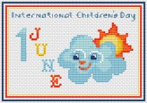 June 1st was proclaimed to be the International Children's Day in 1925.