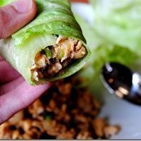 P.F. Chang's/ Pei Wei Lettuce Wraps. I love their lettuce wraps! Hope this recipe is accurate:)