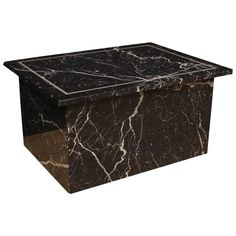 20th Century Coffee Table Made by Marble 1