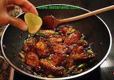 Ayam Goreng Mentega Jeruk Nipis