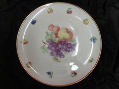 Vintage Bavaria J.K. Carlsbad Platter Beautiful Germany China Fine European. Fine Vintage China!