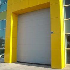 Endüstriyel Kapı