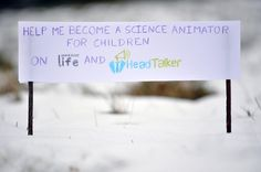 Together we can help people reach their goals! https://headtalker.com/campaigns/help-me-be-a-science-animator/  #goals #love #HeadTalker #Indiegogo #Indiegogolife #crowdspeaking #crowdfunding #entrepreneur #startups