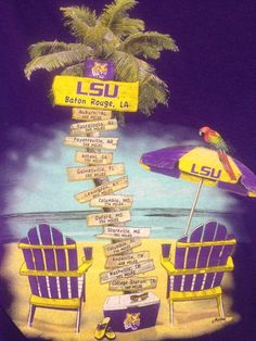 LSU art print design = = LSU TIGERS - LSU TIGERS colors purple & gold - Louisiana State University