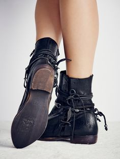 Free People #wrapped #boots #shoelust