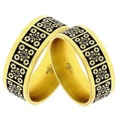 Verighete ATCOM Lux ANCUTA aur galben Aur, Napkin Rings, Bangles, Wedding Rings, Engagement Rings, Floral, Finger, Jewelry, Bracelets