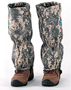 High Thicken Snow Leg Gaiters, Oumers Winter Keep Warm Waterproof Breathable Velcro Wraps Leg Boot Covers For Hiking Ski Look Good Feel Good, Buyers Guide, Keep Warm, Harem Pants, Wraps, Snow, Legs, Boots, Winter