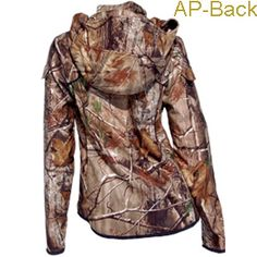 one of the many camoflouge jackets.
