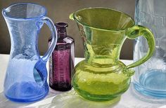 Greg Haynes Colored Glass 21st century