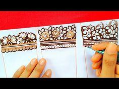 Mehndi Designs Front Hand, Wedding Henna Designs, Modern Henna Designs, Latest Bridal Mehndi Designs, Full Hand Mehndi Designs, Mehndi Designs For Girls, Mehndi Designs For Beginners, Mehndi Designs For Fingers, Mehndi Designs For Hands