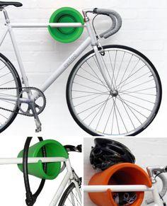 Cycle Crazy: 14 Smart & Stylish Bike Storage Solutions | WebEcoist