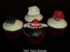 Twilight Breaking Dawn Cupcakes