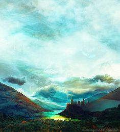 Hogwarts is my home by newtscamander