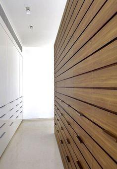 Concealed storage