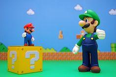 Super Mario Bros Party Ideas and Freebies