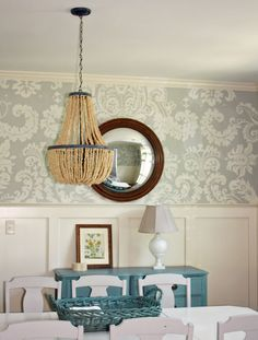 Tutorial on how to make this chandelier