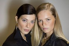 Beauty Looks New York Fashion Week Spring 2015