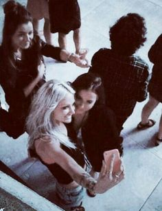 Lou, Sophia, and Eleanor
