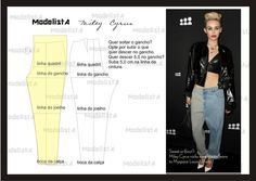 Calça Miley Cyrus. Fonte: http://www.facebook.com/photo.php?fbid=532091886826721=a.426468314055746.87238.422942631074981=1