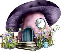 El Rincon de mis Imagenes: Casas de fantasía