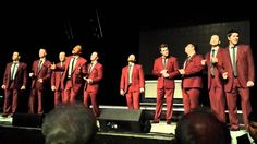 "Straight No Chaser ""Make You Feel My Love"" Finale No Mics Happy Hour Tou..."
