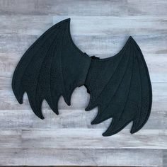 Black bat wings dragon wings costume kids costumes toddler
