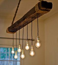 Designer Spotlight Jonathan Waud designer jonathan spotlight Genel is part of Diy industrial lighting - Farmhouse Lighting, Rustic Lighting, Industrial Lighting, Kitchen Lighting, Pendant Lighting, Rustic Farmhouse, Edison Lighting, Edison Bulb Chandelier, Club Lighting