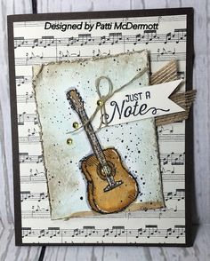 Vintage Country by Patti McDermott - Cards and Paper Crafts at…
