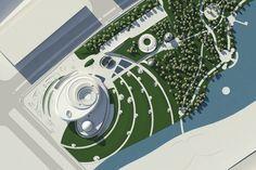 Gallery of Ennead Architects Breaks Ground on Shanghai Planetarium - 12