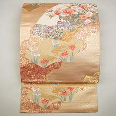 Geisha Japan, Japanese Geisha, Japanese Kimono, Japanese Art, Sashiko Embroidery, Japanese Embroidery, Japanese Textiles, Japanese Patterns, Obi One