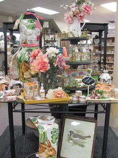 Spring Soaps & Lotions Display-Watertown Spring Garden, Lotions, Soaps, Great Gifts, Display, Table Decorations, Create, Home Decor, Hand Soaps