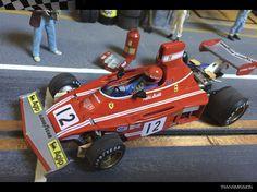 The Jigsaw Project - Page 12 - Tracks & Scenery Slot Car Racing, Slot Car Tracks, Slot Cars, Funny Pictures For Kids, Car Car, Super Cars, Ferrari, Circuits, Godzilla