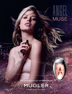 """Almost a quarter of a century after revolutionizing the perfume world with """"Angel"""" -- the first ever """"gourmand"""" fragrance, consisting mainly of synthetic edible notes -- Mugler has renewed the genre in a modern twist with """"Angel Muse. !¡ https://youtu.be/H4GIDx3xDF4"""